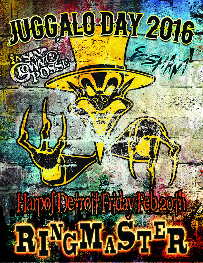 Juggalo Day Banner