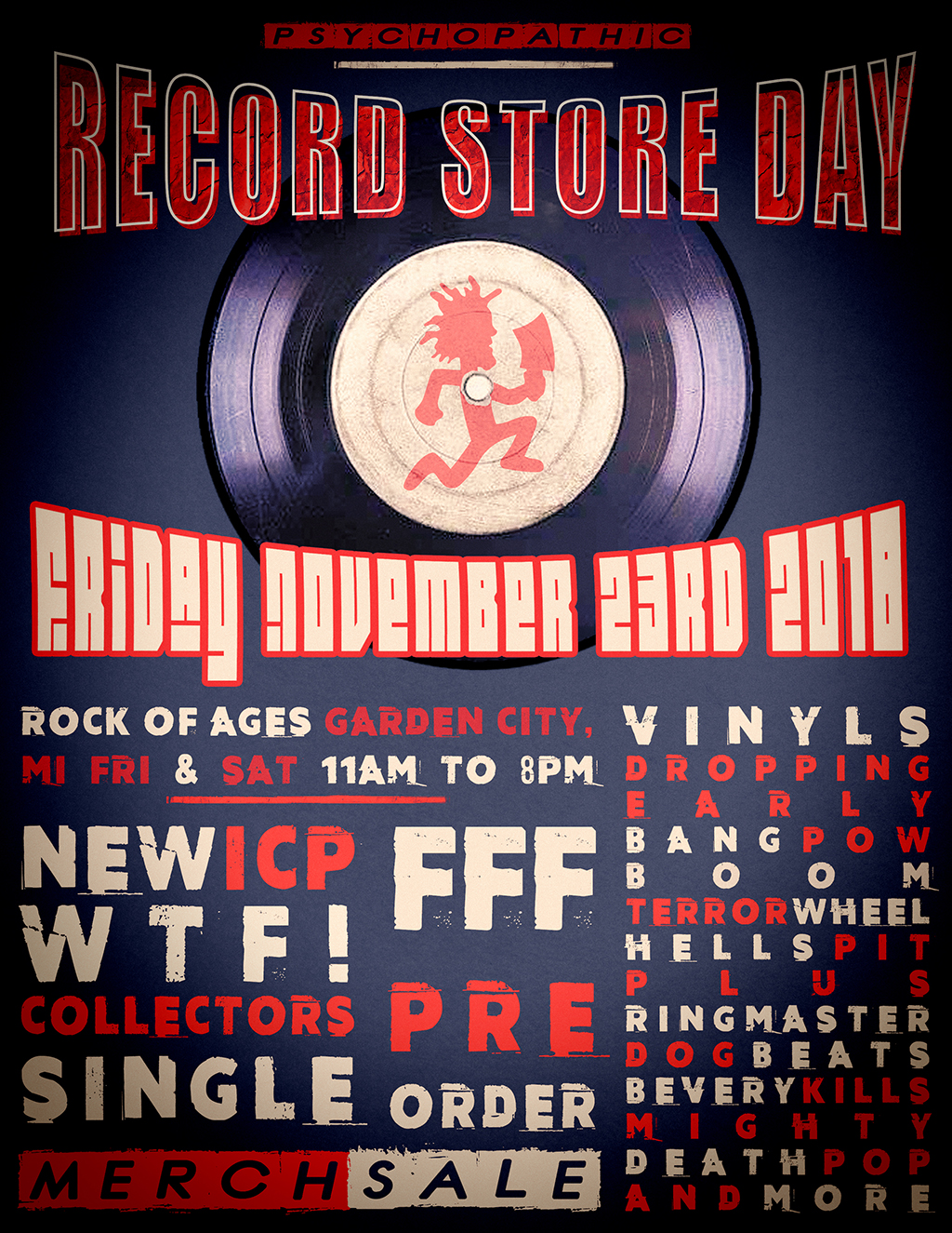 Record Day Flyer